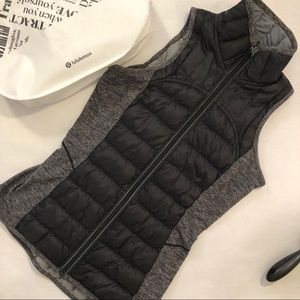 LULULEMON DOWN VEST • REVERSIBLE • PACKABLE LAYER